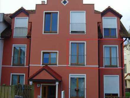 Attraktive Eigentumswohnung mit Balkon & Stellplatz