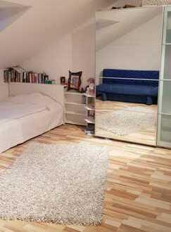 Bestlage Augsburg nähe Lechufer u. Innenstadt, helle mod. 4,5 Zi.Whg., 2 Bäd, ca. 20 m2 gr. Dachterr