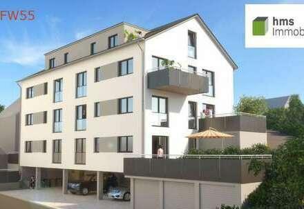 Neubau Blaustein 3 Zimmerwohnung mit Balkon