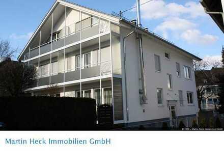 Helle, möblierte 1 Zimmer Dachgeschosswohnung in Weiherfeld von Karlsruhe