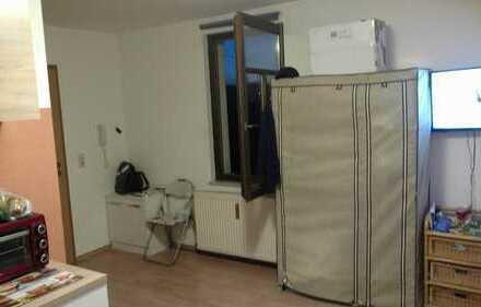 Attraktive 1-Zimmer-DG-Wohnung mit EBK in Effringen