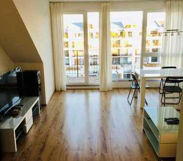 Traumhafte 3-Zimmer Maisonette-Wohnung, super hell im Herzen von Unterbilk