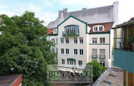 Rarität: Wohn- und Geschäftshaus in Bestlage Nahe Goetheplatz - im Bieterverfahren