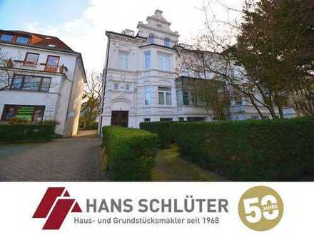 Traumhafte 2-Zi-Wohnung mit großem Balkon in Schwachhausen!!
