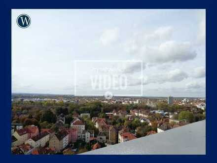 WHAT A FEELING! Penthouse mit fantastischem Fernblick und hohem Wohnkomfort mit Kaminzimmer & Sauna