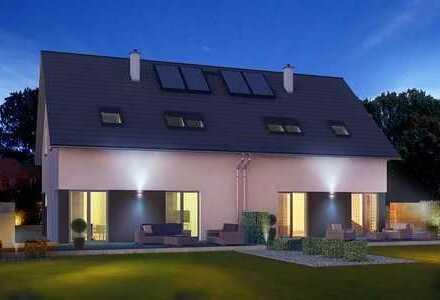 Zwei Traumhäuser in einem! Generationshaus - für 2 Familien inkl. Baugrundstück