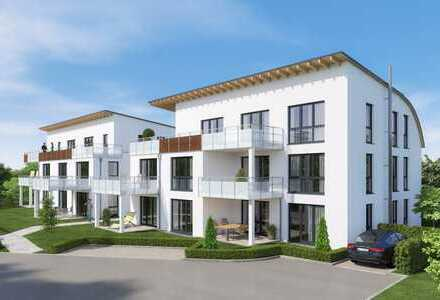 Rohbau bereits fertiggestellt- Insg. 10 Neubau-Wohnungen