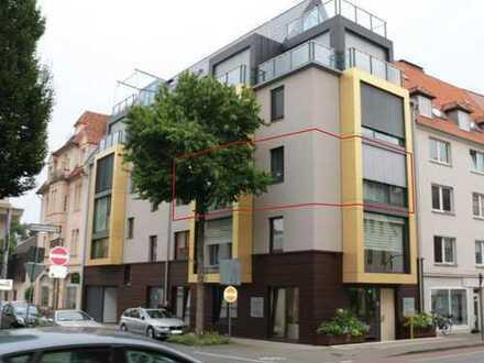 Helle, geräumige 2-Zimmerwohnung in der Nähe des Siegriedsplatzes