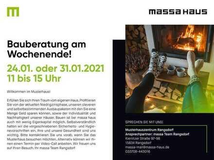 SONDERÖFFNUNG 24.01. & 31.01. bei MASSA HAUS Rangsdorf!!!!!!!!