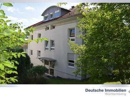 Großzügig und modern: 5,5-Zimmer-ETW mit Stadtvillen-Charakter in Eningen