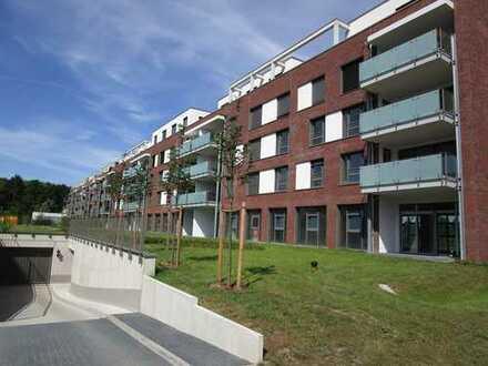 Großzügig geschnittene 2-Zimmer-Wohnung mit Loggia in Süd-Ausrichtung