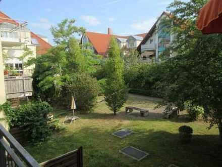 Klein aber oho! Kapitalanlage mit Potential: 1-Raum-Wohnung mit Balkon und TG-Stellplatz!
