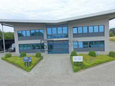Sehr hochwertige Büroflächen in Grevener Gewerbegebiet zu vermieten!