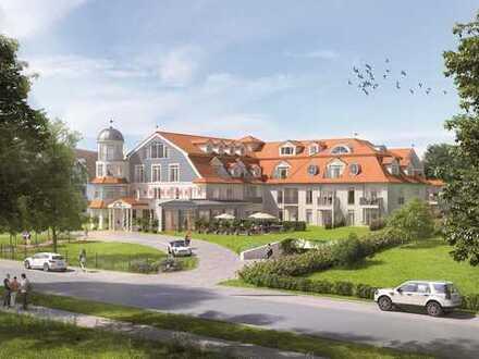 Neubauprojekt Hotel Baltischer Hof, Boltenhagen