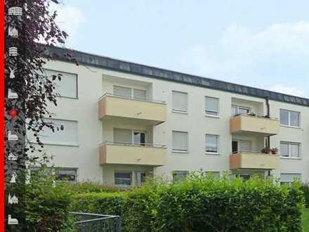 """Vermietete und renovierungsbedürftige 2-Zimmer-Wohnung auf der """"Hupfauer Höhe"""""""