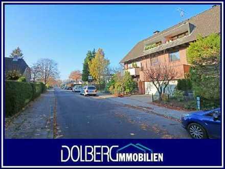 HH-Oldenfelde: 2,5 Zimmer-Maisonette-Wohnung mit Fußbodenheizung und vielen Möglichkeiten !