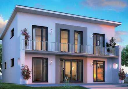 Auf diesem Grundstück, entsteht ein tolles Einfamilienhaus. Hier stimmen Preis und Angebot.