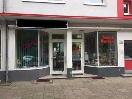 Günstiges Ladenlokal / Büro im Zentrum Bremerhavens