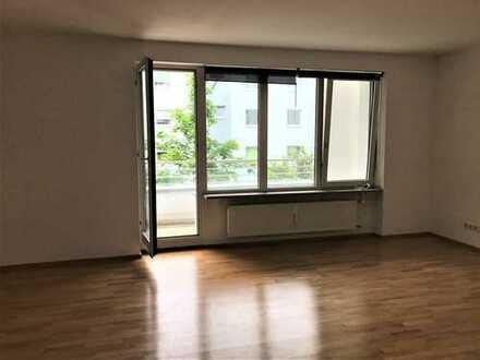 Sonnige 3-Zimmer-Wohnung, 80m², mit Südbalkon, in Oberföhring