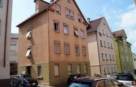 Geräumige 2 x 2-Zimmer-WG 2.OG + DG in S-Münster!