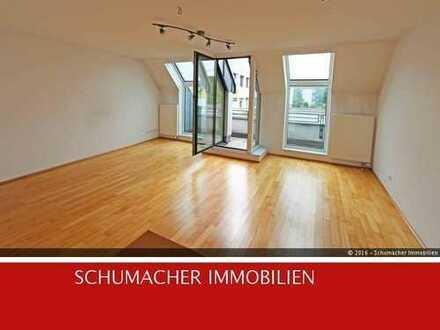 Zentral gelegene 2-Zimmer DG-Wohnung in Bad Honnef zu vermieten!