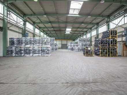 Produktionshalle in Dortmund Dorstfeld