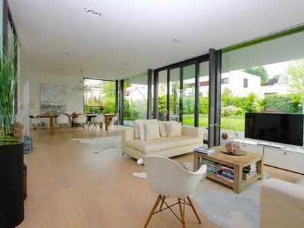 Wohnen auf Zeit! Exklusives, möbliertes Einfamilienhaus mit Garten in begehrter Lage von Bad Vilbel