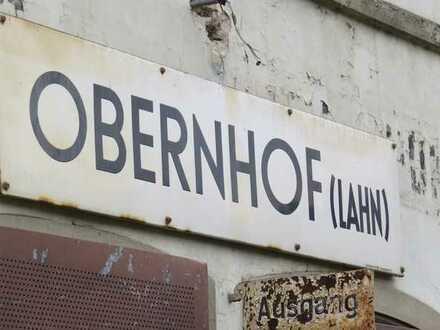 Ehemaliger Bahnhof Obernhof (Lahn) zu verkaufen! Wohnen, Genießen und Wandern