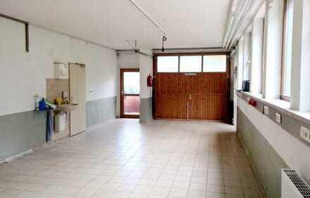 Gewerberaum mit Lager, Mietfläche ca. 65 m²