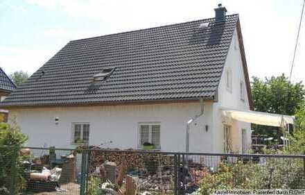 Barrierearme EG Wohnung in Zweifamilienhaus