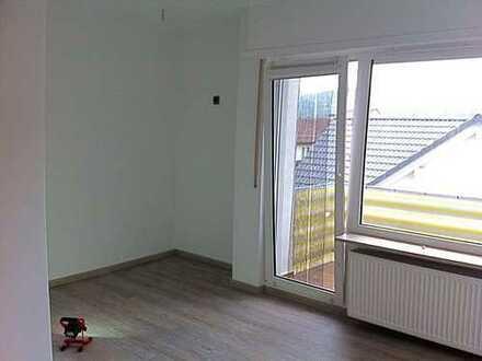 Schöne zwei Zimmer Dachgeschosswohnung in Hemsbach