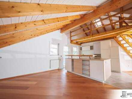 3 Zimmer Galeriewohnung mit Garage, sofort frei, Neue Einbauküche, Wohnung mieten