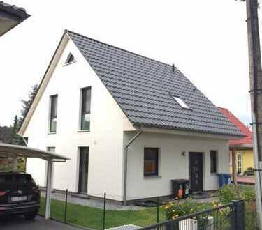 ** Neubau eines EFH in toller Siedlungslage von Mahlsdorf/Süd. Nur 4 Gehminuten zur Tram!