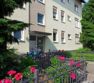 4 Zi-Wohnung BR-Untergrombach mit Südbalkon