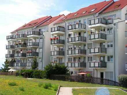 Kleine 2-Zimmer-Massionettewohnung mit Balkon im Grünen
