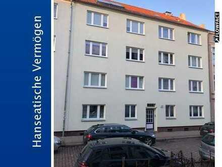 Hamburg-Harburg - vermietete Eigentumswohnung mit Garage