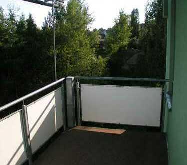Werdau-Süd, gemütliche Dachgeschoß-Whg. mit Süd-Balkon