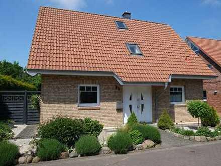 Freistehendes Einfamilienhaus in familienfreundlicher Wohnlage in Eckernförde-Süd.
