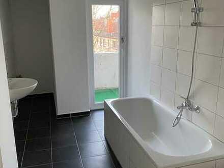 4 Zimmer-Wohnung mit Wannenbad und Balkon... frei ab sofort
