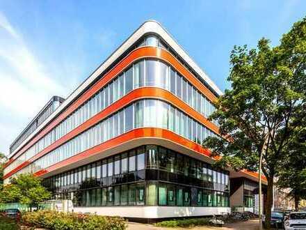 Repräsentative Bürofläche mit schöner Lage in Hamburg Barmbek-Süd