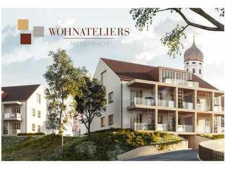 Luftig helle Wohnung mit Süd-West-Balkon und Weitblick