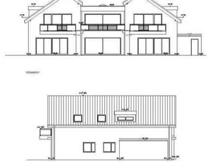 !RESERVIERT! Hochwertige 2 (opt.3)-Zimmer Neubauwohnung im Zentrum von Brüggen und doch in der Natur