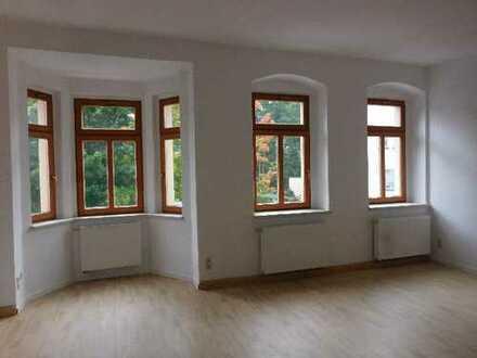 Sie suchen eine tolle 3-Raumwohnung in der oberen Stadt...