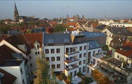 NEUBAU PROJEKT ERBSEN-SCHWIND 2 Zimmer im 1.OG + Aufzug & Balkon in Aschaffenburg Innenstadt