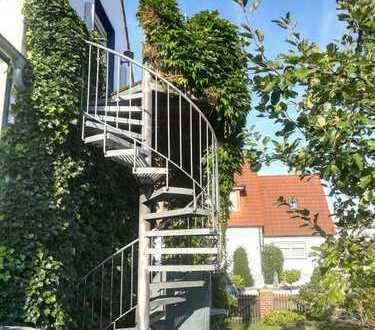 Gepflegte 4-Zimmer-Wohnung mit Balkon und EBK in Münster, Duesbergviertel