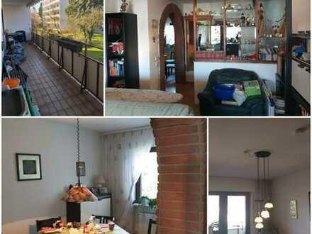 Freundliche 3-Zimmer-Wohnung mit Balkon in Speyer