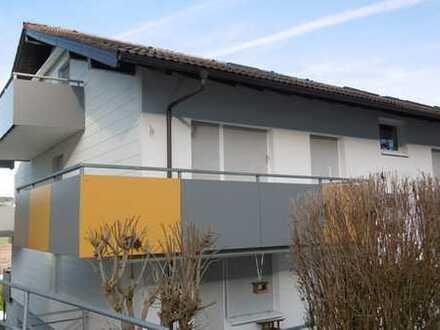 2-Zimmer Dachgeschoßwohnung in Bühl Alpsee