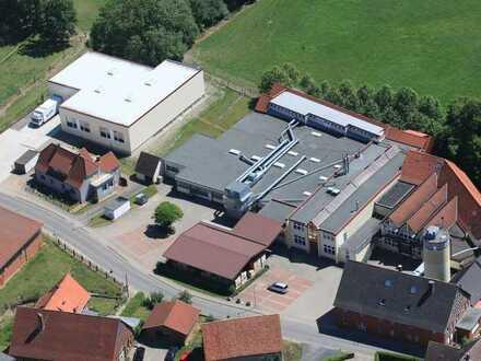 Produktions-und Lagerfläche nahe BAB 2 / Lauenau