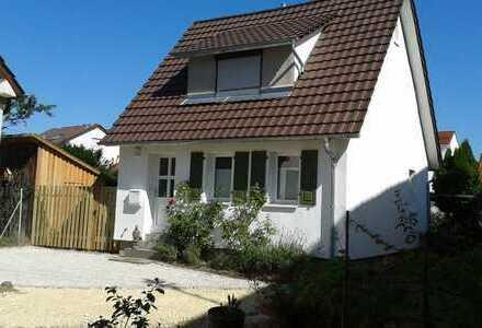 Häuschen mit Garten mit besonderem Flair in ruhiger Lage