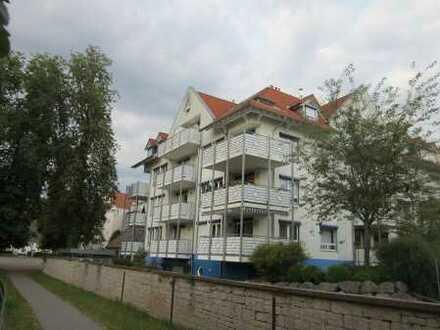 Hochwertige  2-Zimmer-Dachwohnung -Stadtzentrum-Karlsgarten-